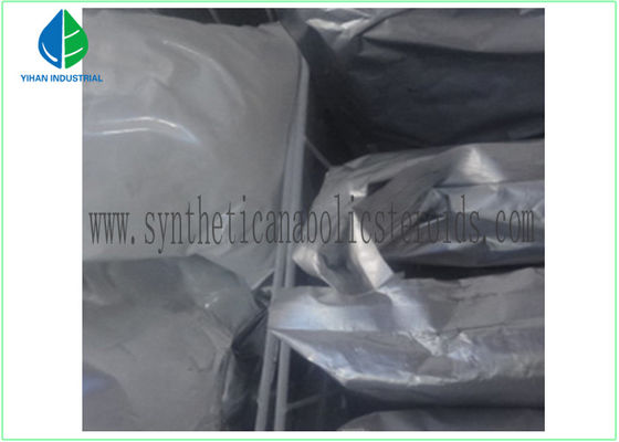 White Crystalline Male Steroid Yohimbine HCl High Purity Pharmaceutical Powder