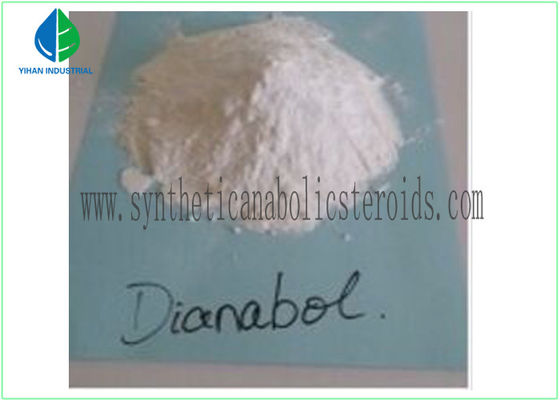 China CAS 72-63-9 Fat Burning Drugs Steroids Bodybuilding Dianabol Powder Methandienone D Bol factory