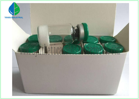 China 99% Purity Muscle Building Steroids Peptide Powder Hexarelin Acetate (140703-51-1) For Fat Loss&Body Building factory