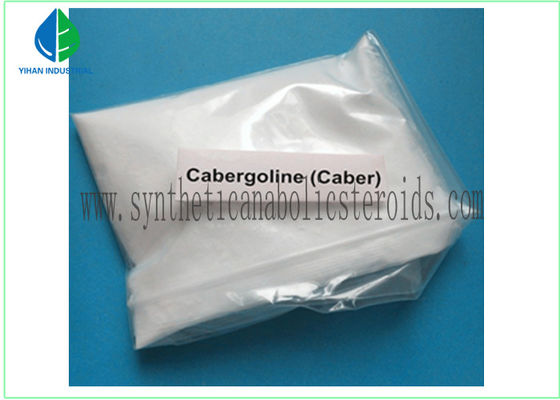 China CAS 81409-90-7 Pharmaceutical Intermediates Cabergoline Dostinex For Anti-B Cell Hematological Malignancies factory