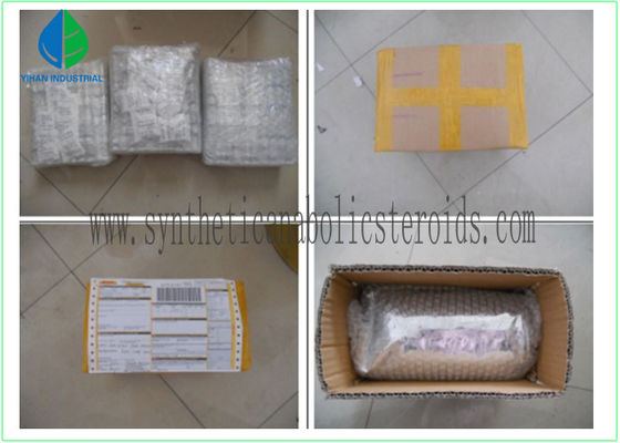 China CAS 1424-00-6 Off White Bulking Cycle Steroids , Anti Estrogen Steroids Mesterolone-Best Proviron factory