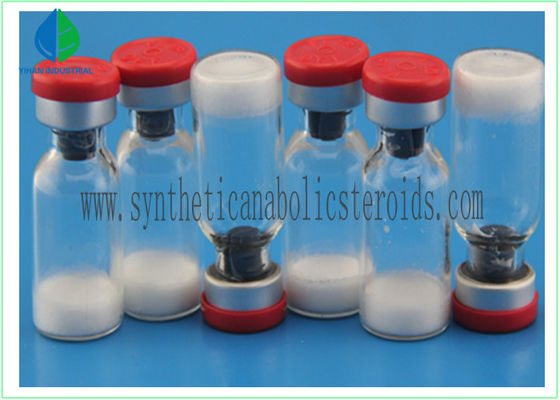 China Peg Mgf  2 Mg / Via Muscle Building Peptides HGH 99% Purity CAS 112568-12-4 factory