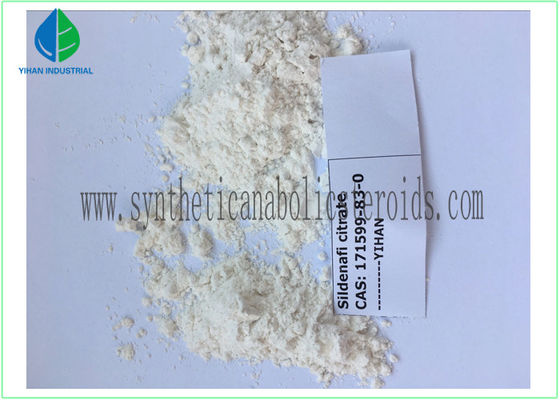 China Sildenafil Citrate Raw Hormone Powders factory