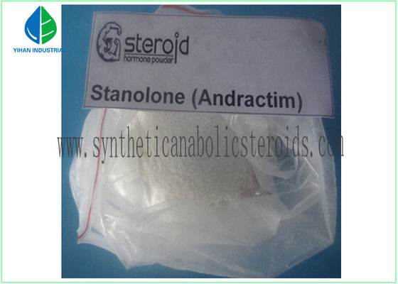 China 521-18-6 Androstanolone Hair Loss Treatment Powder 99 Andractim Anabolen factory