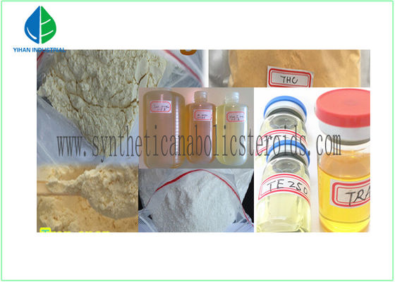 China CAS 303-42-4 Anabolic Anti Estrogen Steroids Methenolone Enanthate Primobolan Depot factory