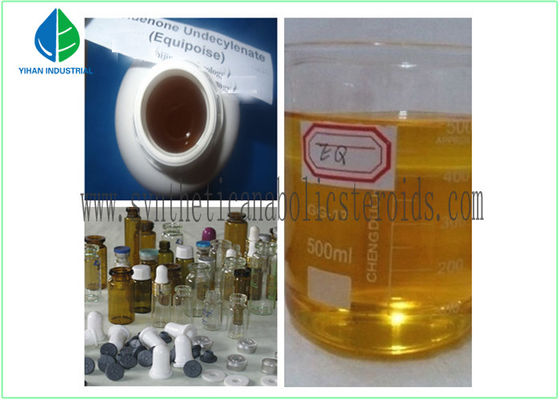 China 500Mg/ML Injectable Liquid Nandrolone Steroid , Nandrolone Bodybuilding Steroids factory