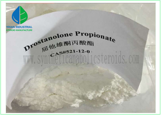 High Purity Muscle Growth Steroids Powder Drostanolone Propionate Masteron