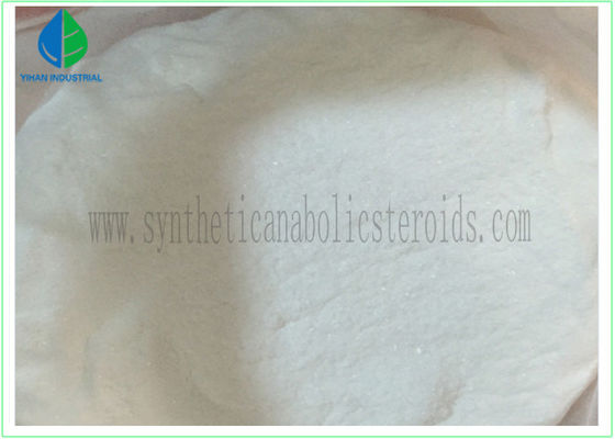 China Raw Steroid Powder Test D / Testosterone Decanoate Muscle Mass Steroids factory