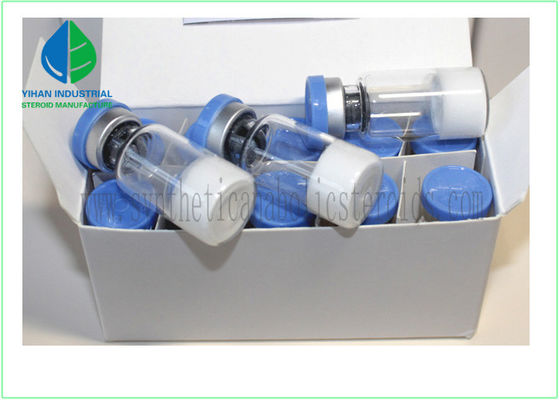 China Muscle Building Human Growth Hormone Peptide GHRP-6 5mg Improving Sleeping factory