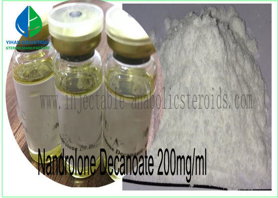 China Finished Oil Steroids Nandrolone Decanoate 200mg/Ml For Increase Muscle Strength factory