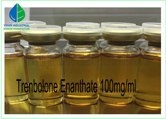 China Adult Inject Oil Steroids Trenbolone Enathate 100mg/Ml CAS 23454-33-3 factory