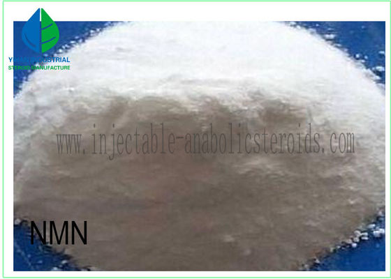 Anti - Aging Drug Raw Powder CAS 1094-61-7 β-NMN/ Beta - Nicotinamide Mononucleotide