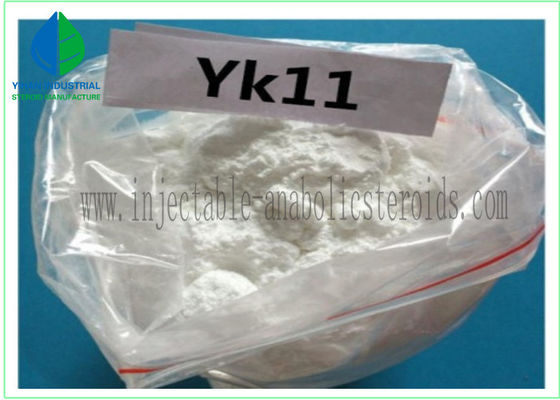 China 99% Raw Steroids Sarms Powder YK11 Powder CAS 431579-34-9 For Muscle Gain factory