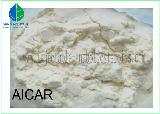 China 99% Raw Steroid Powder SARMS Steroids Myostatin Inhibitor AICAR CAS 2627-69-2 factory