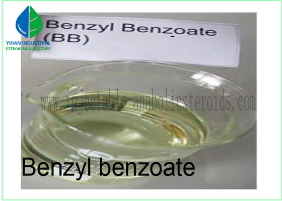 China Bodybuilding Anabolic Steroids Solvent Liquid Benzyl Benzoate BB CAS 120-51-4 factory