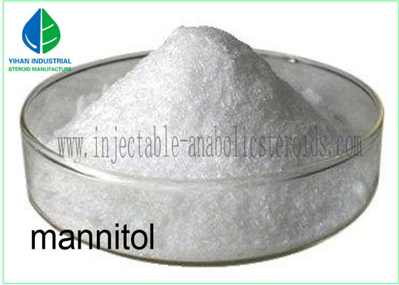 China injection grade Pharmaceutic Adjuvant Powder Mannitol CAS 87-78-5 factory