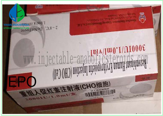 High Purity Erythropoietin Supplements EPO 3000iu/Vial Injectable for Bodybuilding