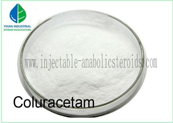 China Steroids Nootropics Supplement 99% Coluracetam CAS 135463-81-9 for Upgrading Brain factory