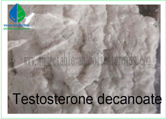China Bodybuilding Hormones Test Deca Drostanolone Steroid powder Testosterone Decanoate CAS 5721-91-5 factory