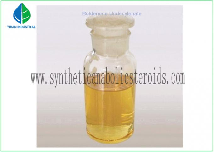 CAS 10161-34-9 Equipoise Boldenone Undecylenate Injection Anabolic Androgen Steroids
