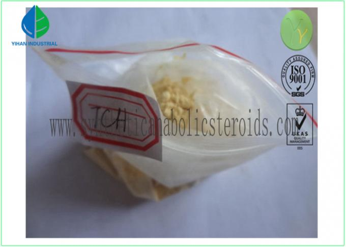Purity 99% Min Tren Anabolic Steroid Trenbolone Hexahydrobenzylcarbonate CAS 23454-33-3