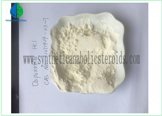 Female Natural Hair Loss  Hydrochloride For PE Treatment CAS 129938-20-1