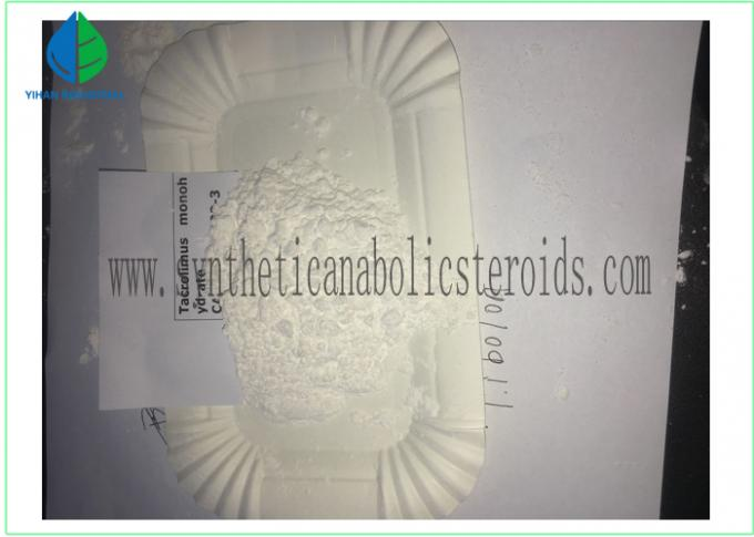 Dermatological Treatment Pharmaceutical Raw Materials Tacrolimus CAS 109581-93-3