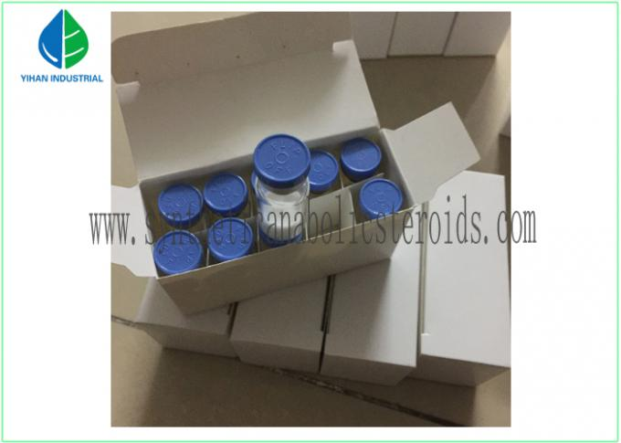 99% Purity Muscle Building Steroids Peptide Powder Melanotan II CAS 121062-08-6 For Alduts
