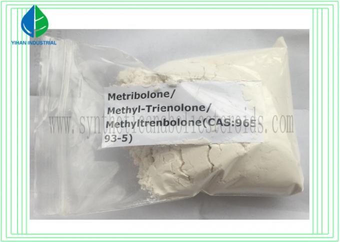 Metribolone / Methyltrienolone / Methyltrenbolone Raw Steroid Powders CAS 965-93-5 for Breast Cancer