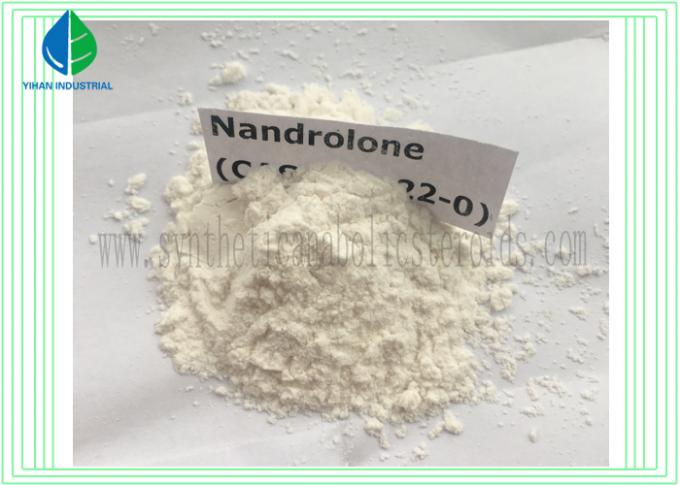 Injectable 434-22-0 Androgenic Anabolic Steroids Nandrolone Norandrostenolone For Men Bodybuilding