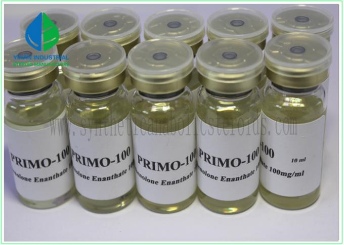 Depot Oil Anabolic Steroid Injection Liquid Primo 100 / Methenolone Enanthate 100mg