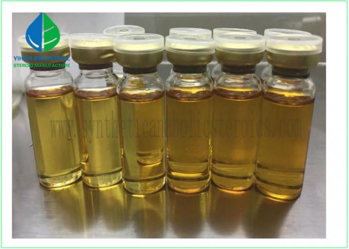 Semi - Finished Injectable Anabolic Steroids Bodybuilding Oil Luquid