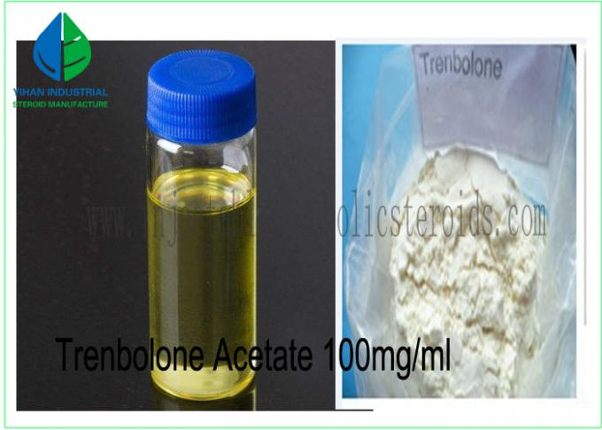Safest Injectable Steroids Trenbolone Acetate 100mg/Ml For Muscle Mass