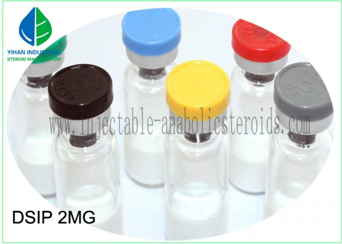 Steroids Delta Sleep inducing Peptide DSIP Polypeptide Hormones 2mg/vial