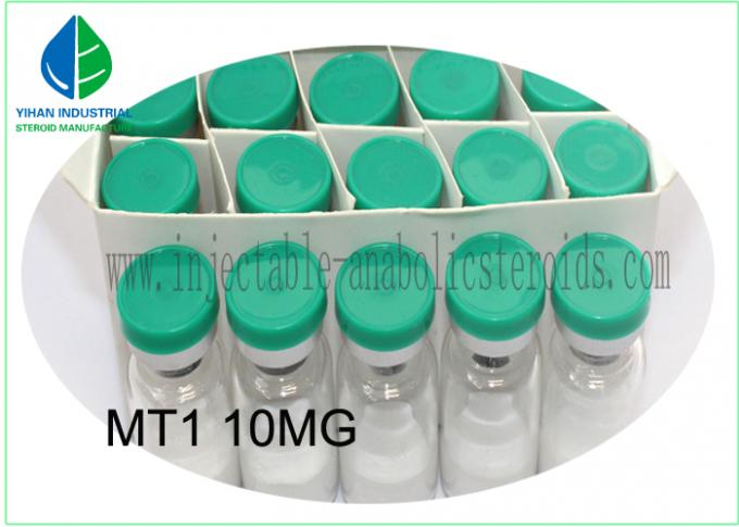 High Purity Injectable Peptides Melanotan 1 / MT I for Skin Care and Weight Loss