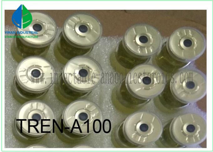 Injecting Finished Liquid Steroids Trenbolone Acetate 100mg/Ml For Muscle Mass